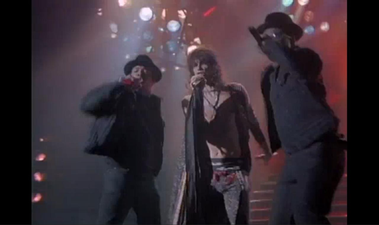 Run Dmc And Aerosmith Walk This Way Video 1986 Photo Gallery Imdb