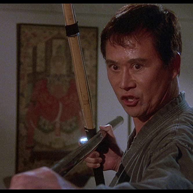Soon-Tek Oh in Steele Justice (1987)