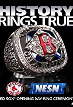 History Rings True: Red Sox Opening Day Ring Ceremony