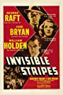 Invisible Stripes (1939) Poster
