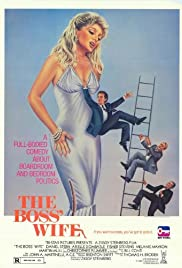 The Boss' Wife (1986) Poster - Movie Forum, Cast, Reviews