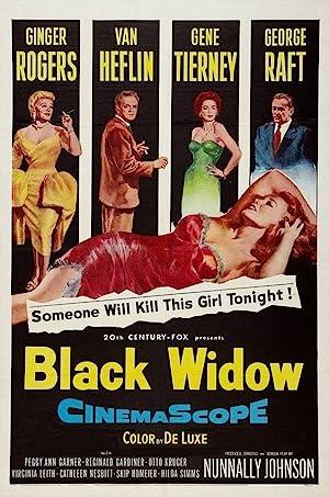 Die Spinne (1954) • 8. Juli 2021 Film-Noir