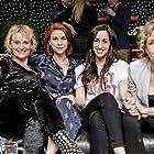 Catherine Reitman, Juno Rinaldi, Dani Kind, and Sarah McVie at an event for Workin' Moms (2017)