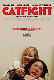 Anne Heche and Sandra Oh in Catfight (2016)
