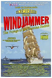 Windjammer: The Voyage of the Christian Radich USA