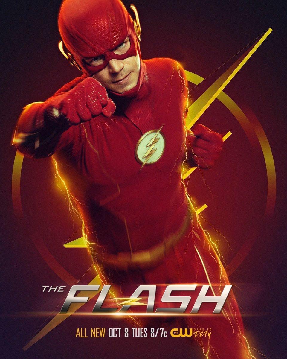 دانلود سریال The Flash فصل 6