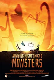 Amazing Mighty Micro Monsters 3D Poster
