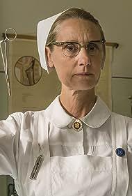 Anette Støvelbæk in Sygeplejeskolen (2018)