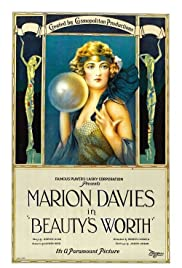 Beauty's Worth (1922) Poster - Movie Forum, Cast, Reviews