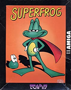 Funny movie clips free download Superfrog by [Ultra]