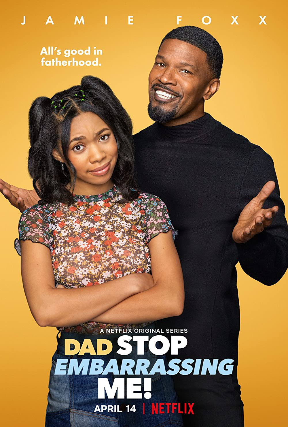 Dad Stop Embarrassing Me! 2021 S01 Complete Hindi NF Series 660MB HDRip Download