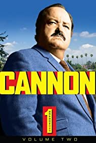 Cannon (1971) Poster - Movie Forum, Cast, Reviews