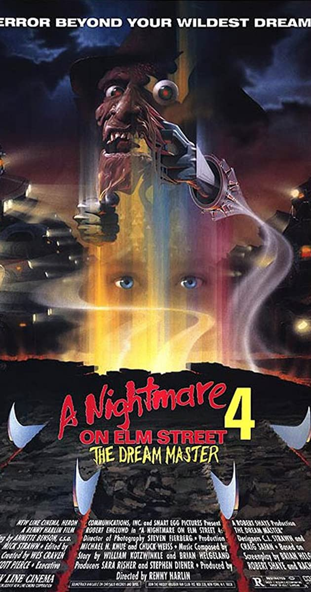 A Nightmare On Elm Street 4 The Dream Master 1988 Imdb