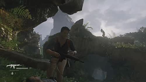 Uncharted 4: A Thief's End: Gameplay Trailer