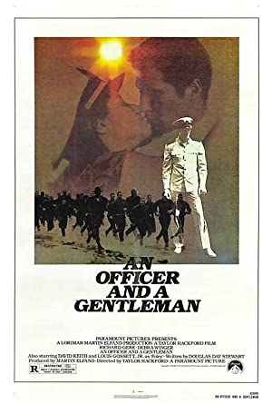 Where to stream An Officer and a Gentleman