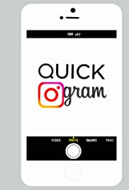 Quickgram Down Poster