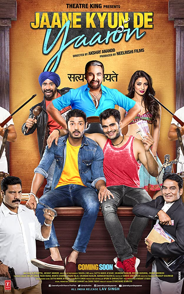 Jaane kyun de yaaron (2018) Hindi 720p HDRip x264 ESubs