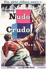 Nudo, crudo e... Poster