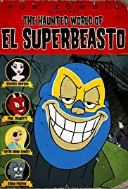 The Haunted World of El Superbeasto (2009) 1080p