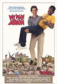 My Man Adam Poster