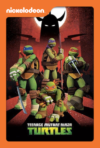 cartoon leonardo tmnt face