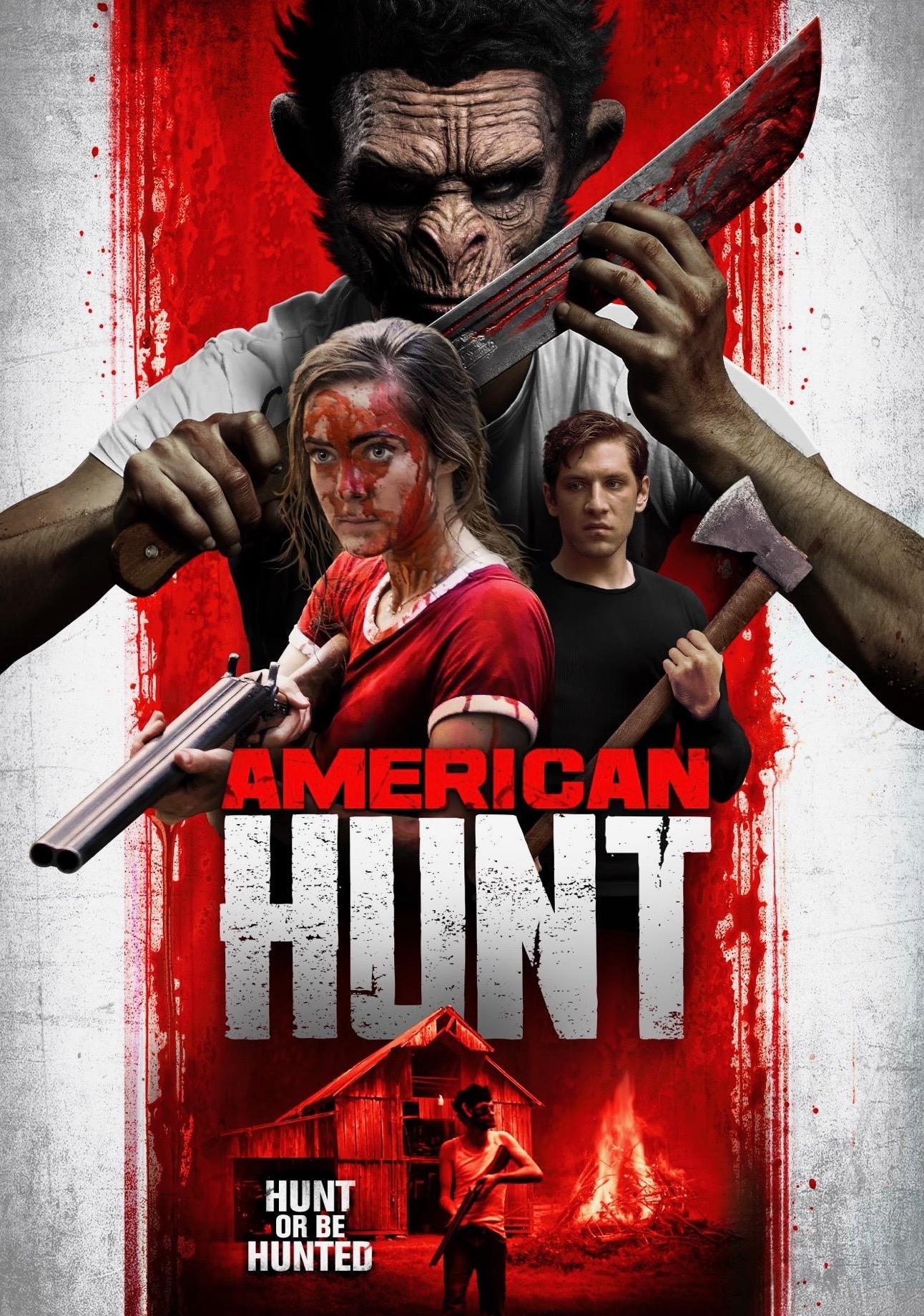Amerikietiška medžioklė (2019) / American Hunt