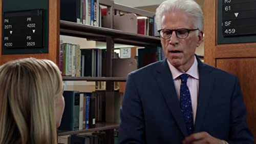 The Good Place: Public Library