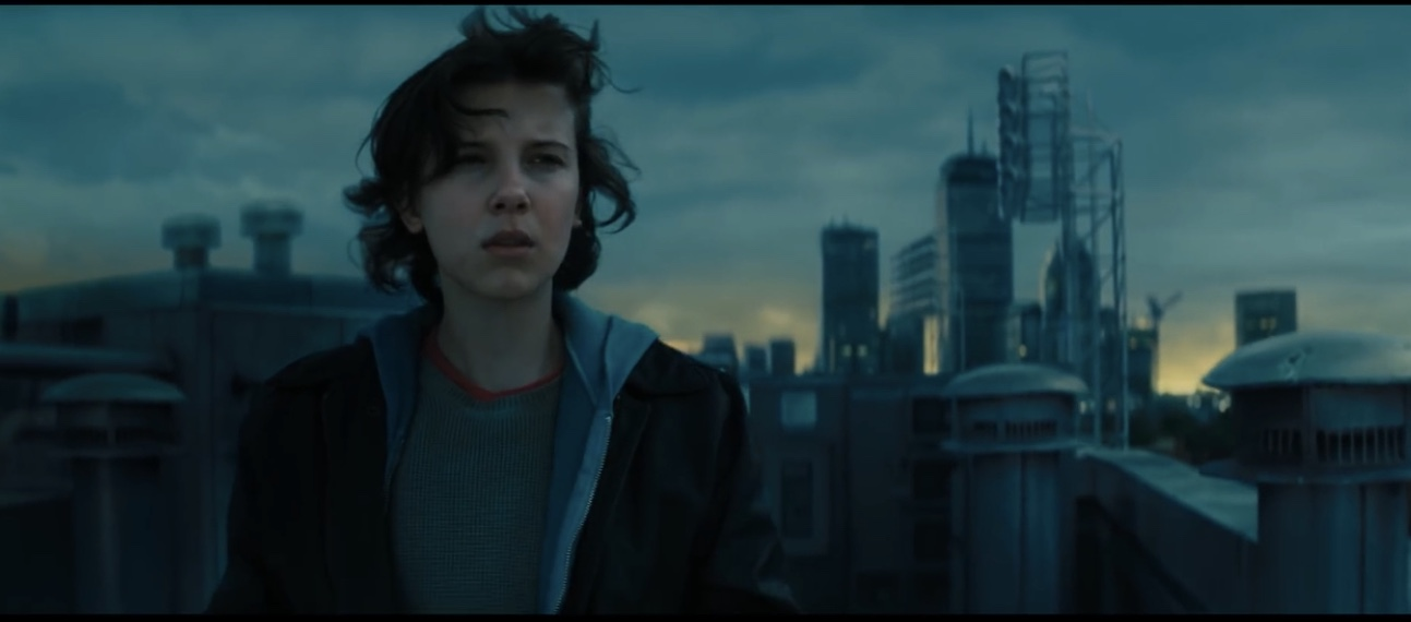 Millie Bobby Brown in Godzilla: King of the Monsters (2019)