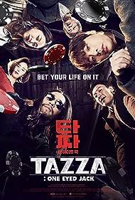 Ryoo Seung-bum, Jeong Min Park, Ji-Yeon Lim, Kwang-Soo Lee, and Yu-hwa Choi in Tazza: One aideu jaek (2019)