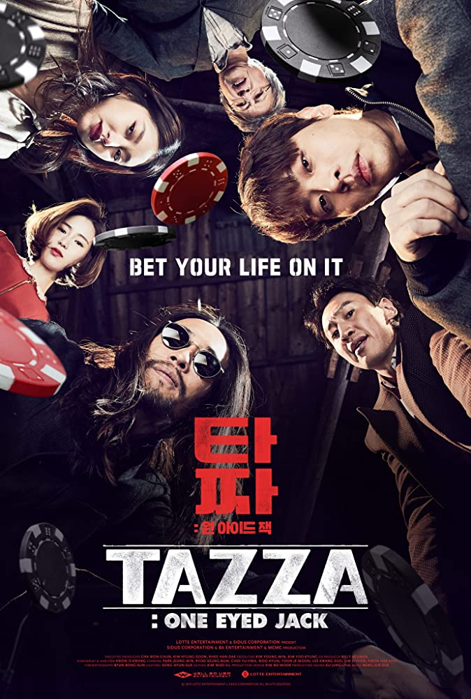 Tazza: One Eyed Jack (2019) Hindi Dubbed 720p HDRip 999MB Free Download
