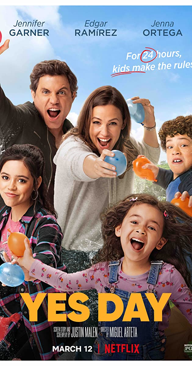 Free Download Yes Day Full Movie
