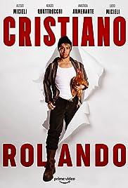 Cristiano Rolando Poster