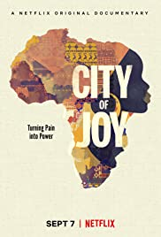 City of Joy Poster