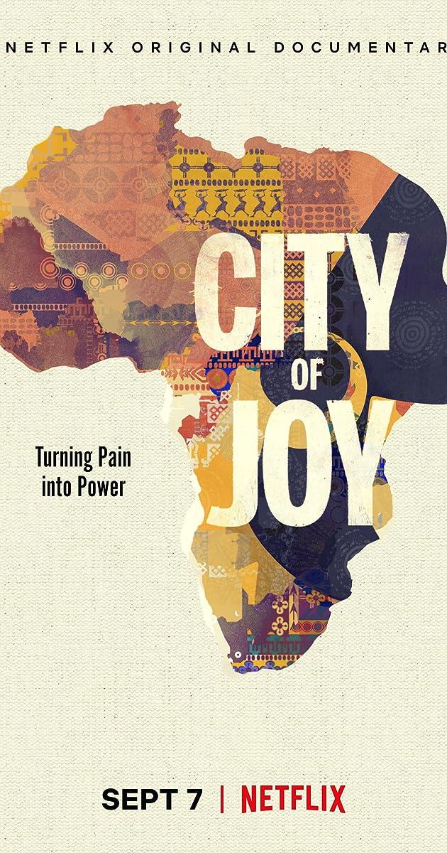 Subtitle of City of Joy