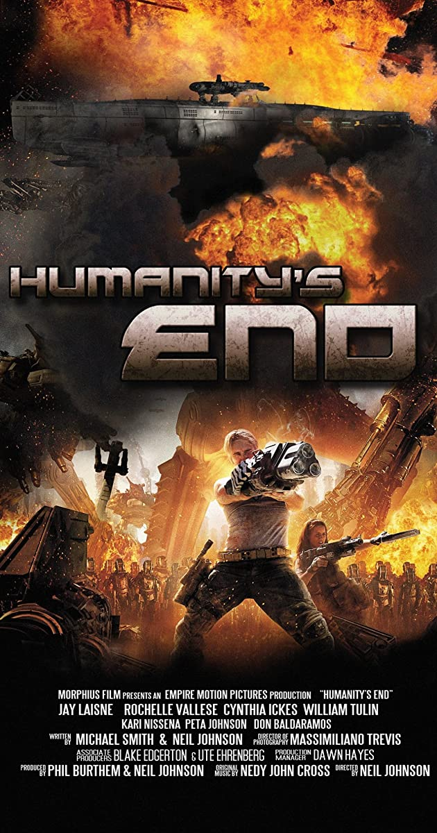 Humanity's End (Video 2008) - Humanity's End (Video 2008
