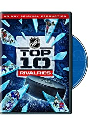 NHL Top 10 Rivalries Poster