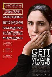Gett: The Trial of Viviane Amsalem Poster