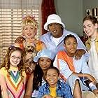 Master P, Victoria Jackson, Zachary Isaiah Williams, Romeo Miller, Noel Callahan, and Erica O'Keith in Romeo! (2003)