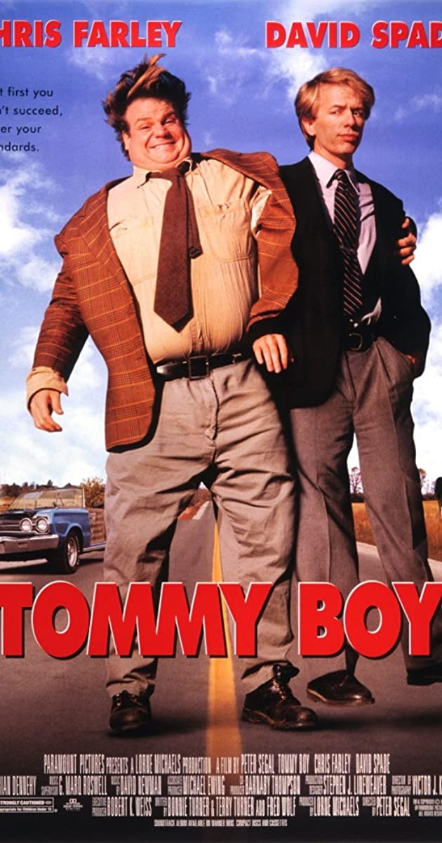 Subtitle of Tommy Boy