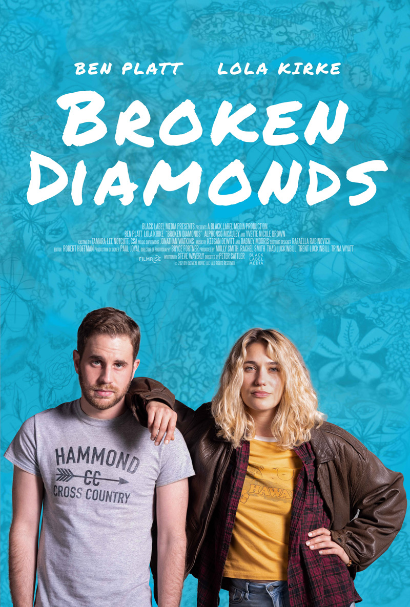 Broken Diamonds (2021) Hindi (Voice Over) Dubbed+ English [Dual Audio] WebRip 720p [1XBET]