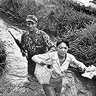 Tisa Chang and Hugh O'Brian in Ambush Bay (1966)