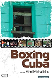 Boxing Cuba Poster