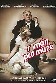 Román pro muze Poster