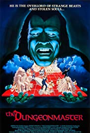 The Dungeonmaster (1984) Poster - Movie Forum, Cast, Reviews