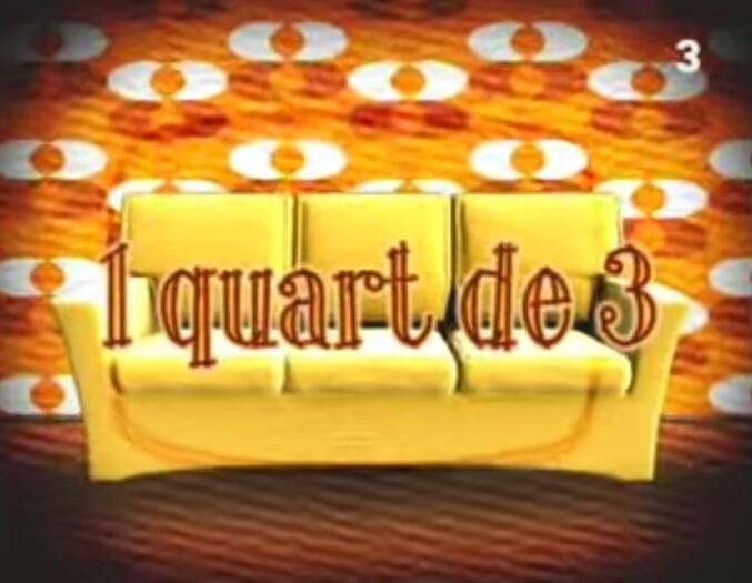 1 quart de 3 (2008)