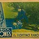 Ward Bond and Buck Jones in The Fighting Ranger (1934)