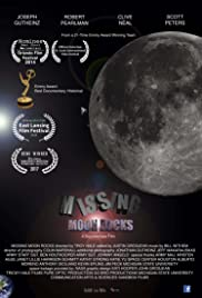 Missing Moon Rocks Poster
