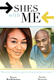 She's with Me Poster