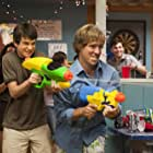 Nat Faxon and Liam James in The Way Way Back (2013)