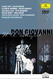 Mozart's Don Giovanni Poster